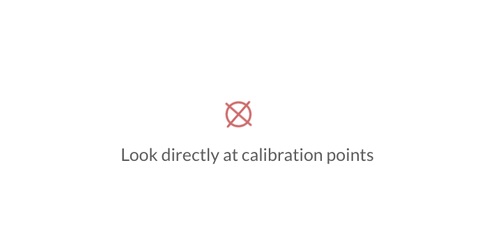 Calibration point