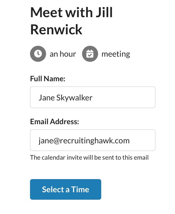 Nfr Calendar.How To Use The Personal Scheduling Link Faq Zoom Ai