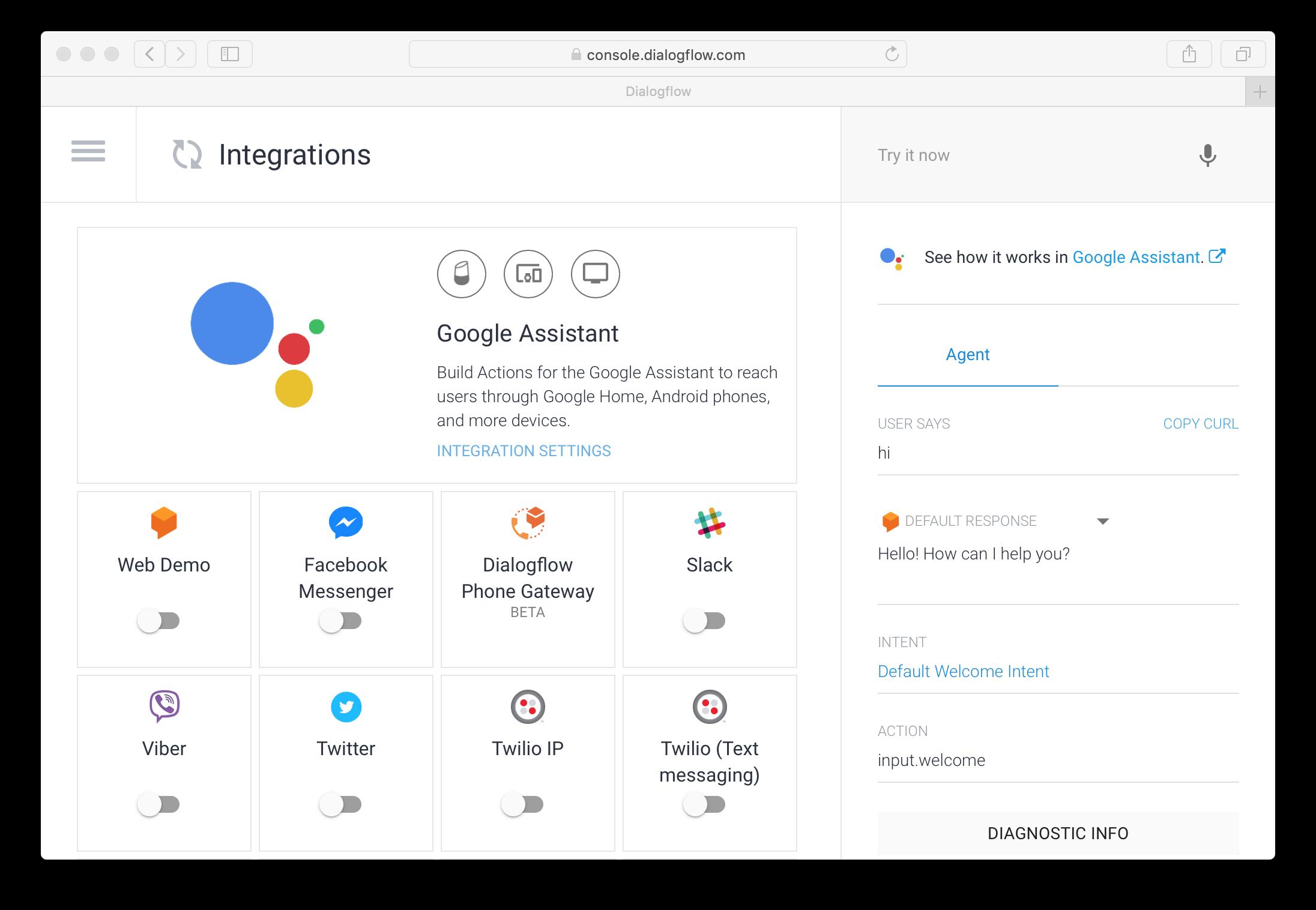 Building a Chatbot with DialogFlow and Slack - Social