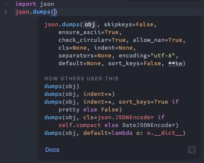Using the Atom plugin - Kite Help Desk