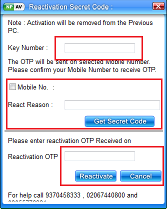 How to Reactivate NPAV key? - NPAV Net Protector Knowledge Base