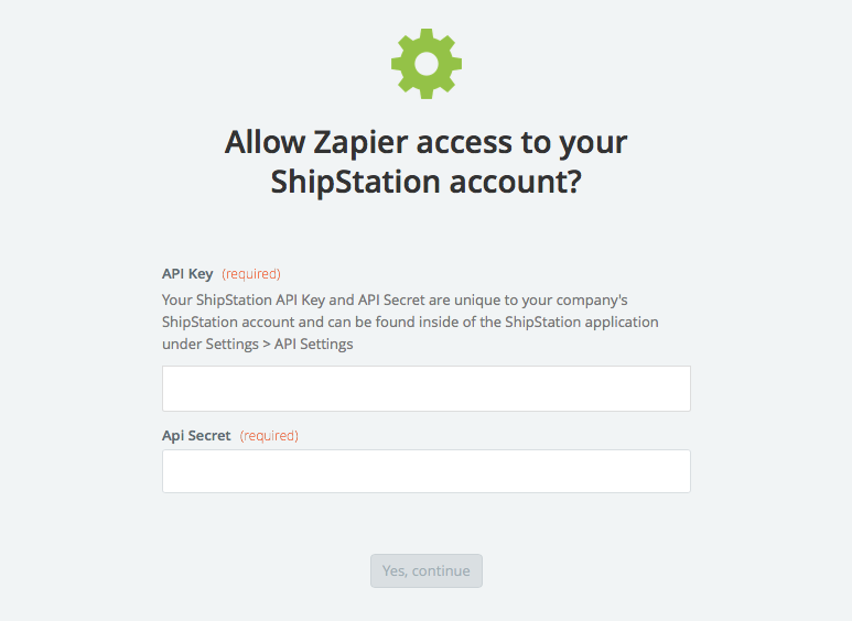 Connecting Selz to ShipStation via Zapier - Selz Help