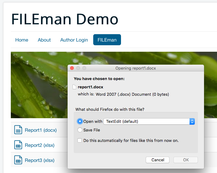 Getting started with FILEman - Joomlatools Knowledge Base