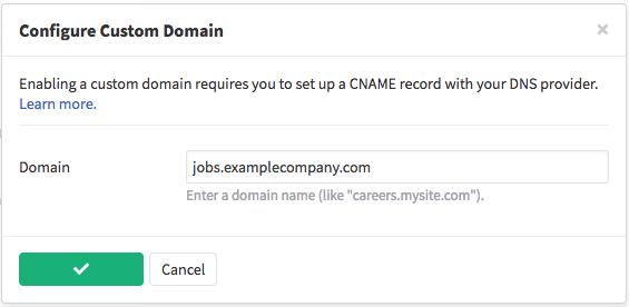Domain masking instructions - CATS Knowledge Base