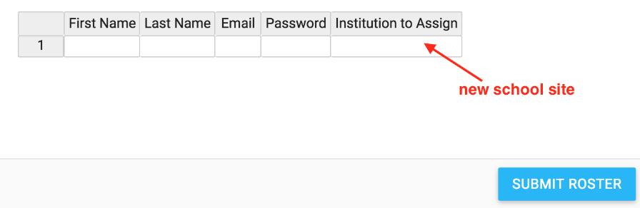 get admin password at school