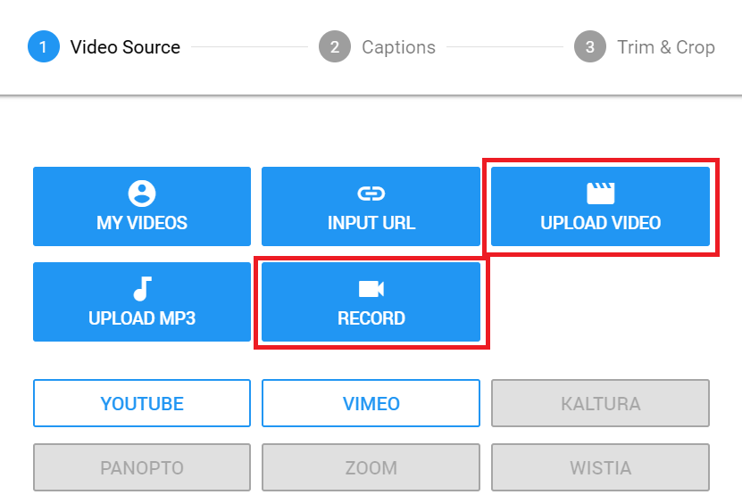Uploading videos to PlayPosit 3 0 - PlayPosit Knowledge