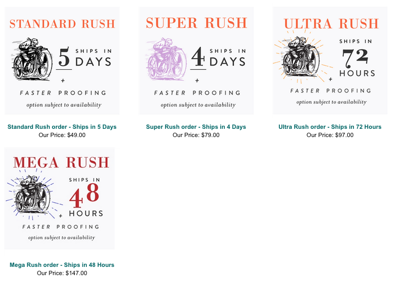 rush options foreverfiances