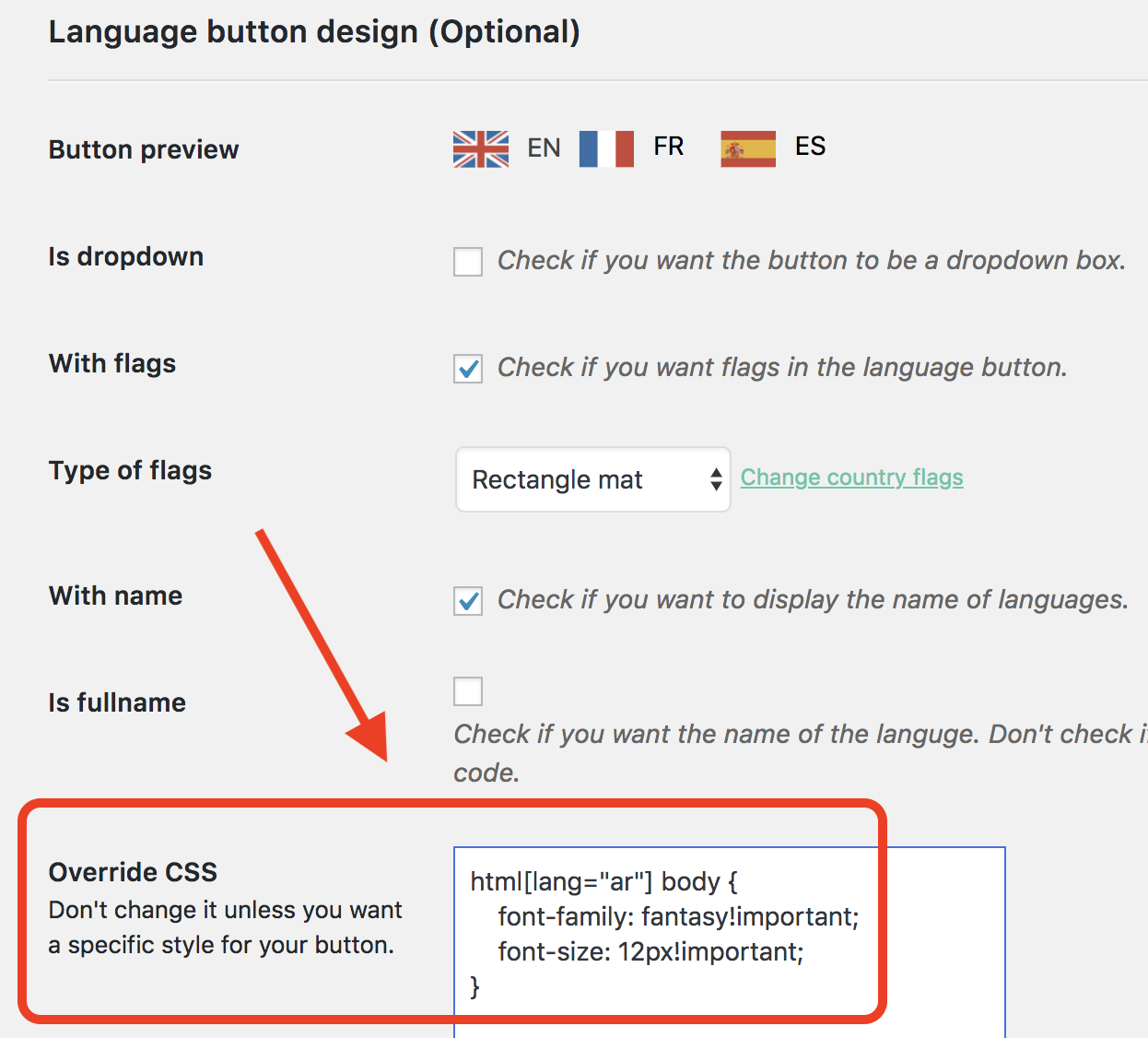 Does Weglot support Right To Left (RTL) languages? - Help Center