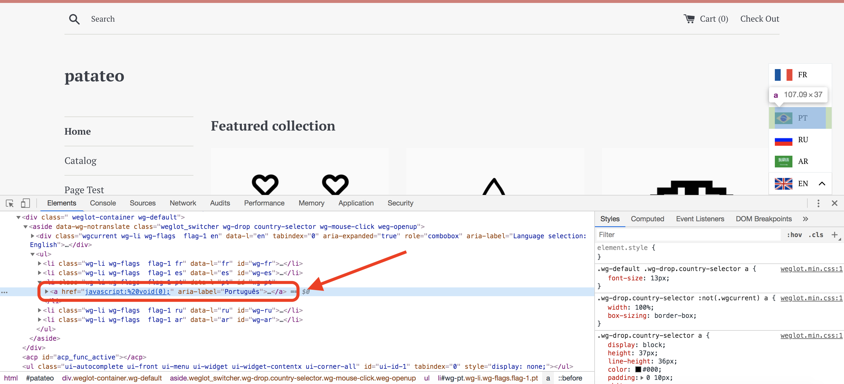 Show Image On Button Click In Javascript