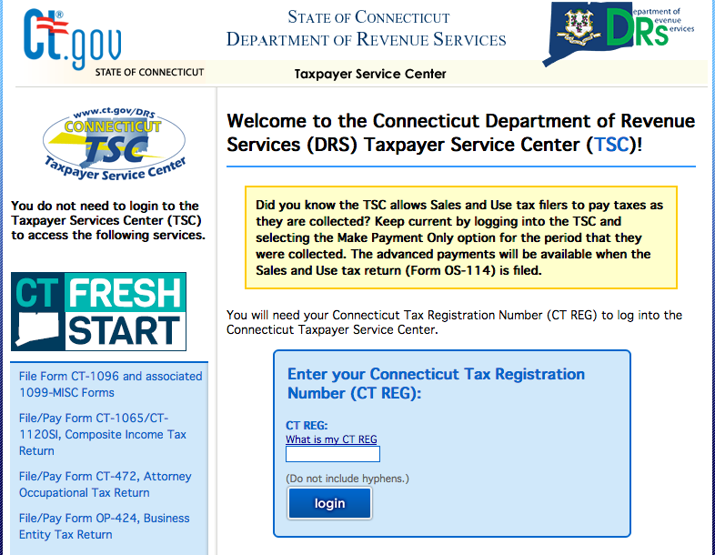 Connecticut: What is my State User ID and State Password