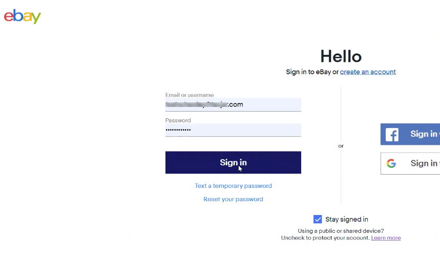 How Do I Connect My Ebay Account To Taxjar Taxjar Support