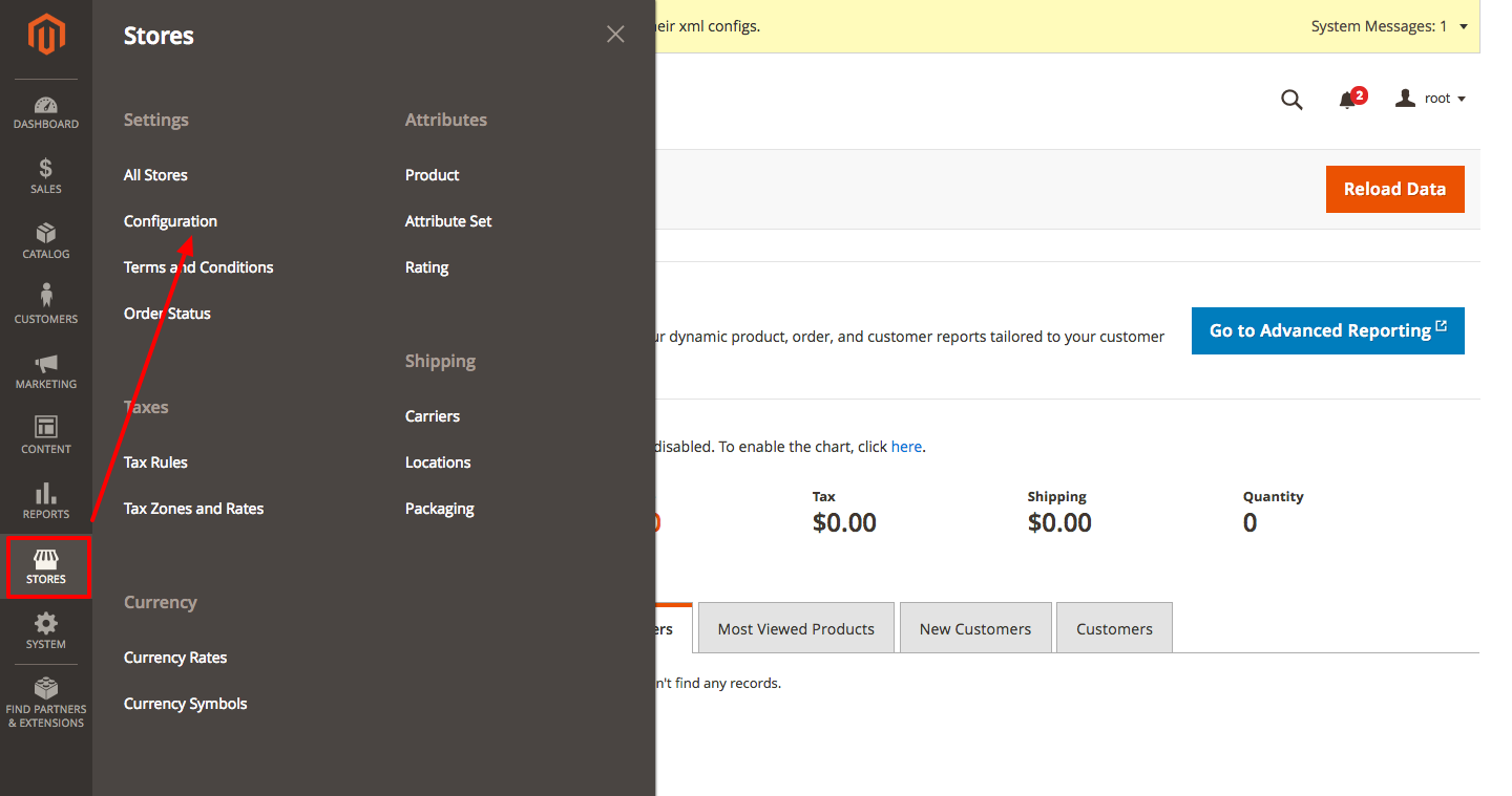 Configuring of Voucherify in Magento