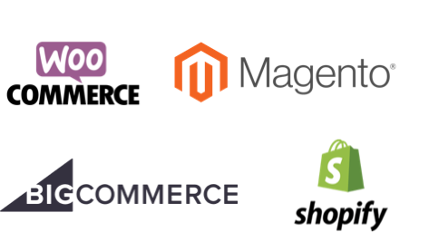 Integrations with ecommerce platforms