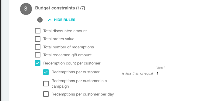 Airbnb validation rules