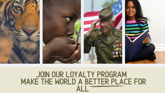 Charity Loyalty Program