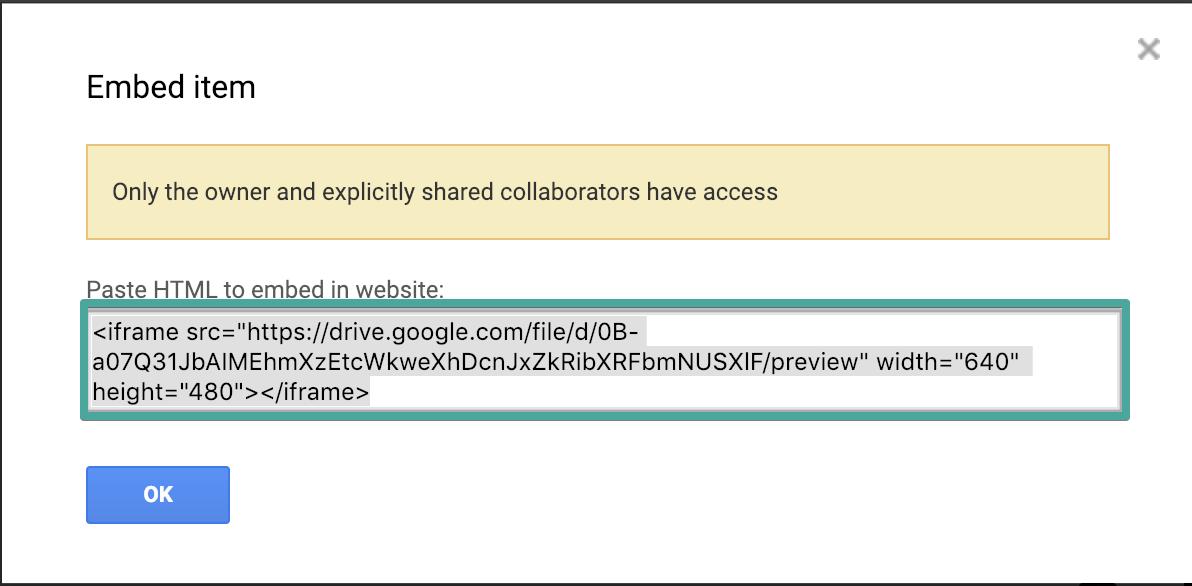 Embedding PDFs - Qwilr Help Center