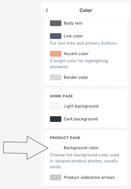 Image size for products - Pipeline Documentation