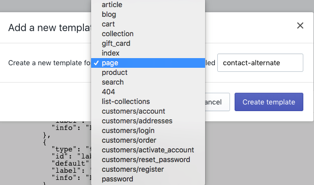 Tutorial: How to create a customized contact form - Groupthought ...