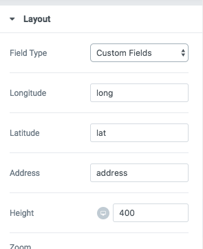 AE - Custom Field Map - AnyWhere Elementor Pro Documentation