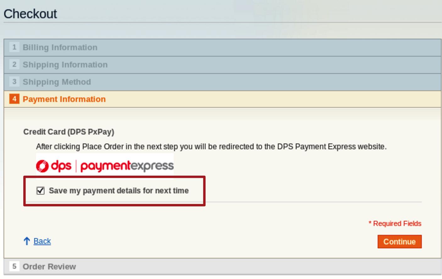 7 Dps Pxpostpxpay Billing Agreements Settings For Tokenised