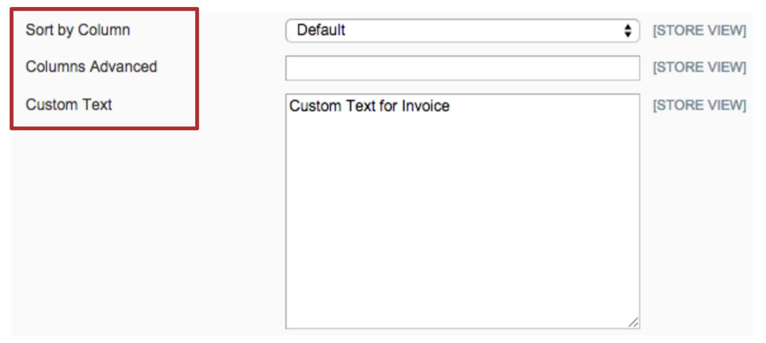 Invoice Pdf | Invoice Pdf Settings Magento 1
