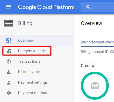 Tracking Google Maps usage with billing alerts - Stockist Help