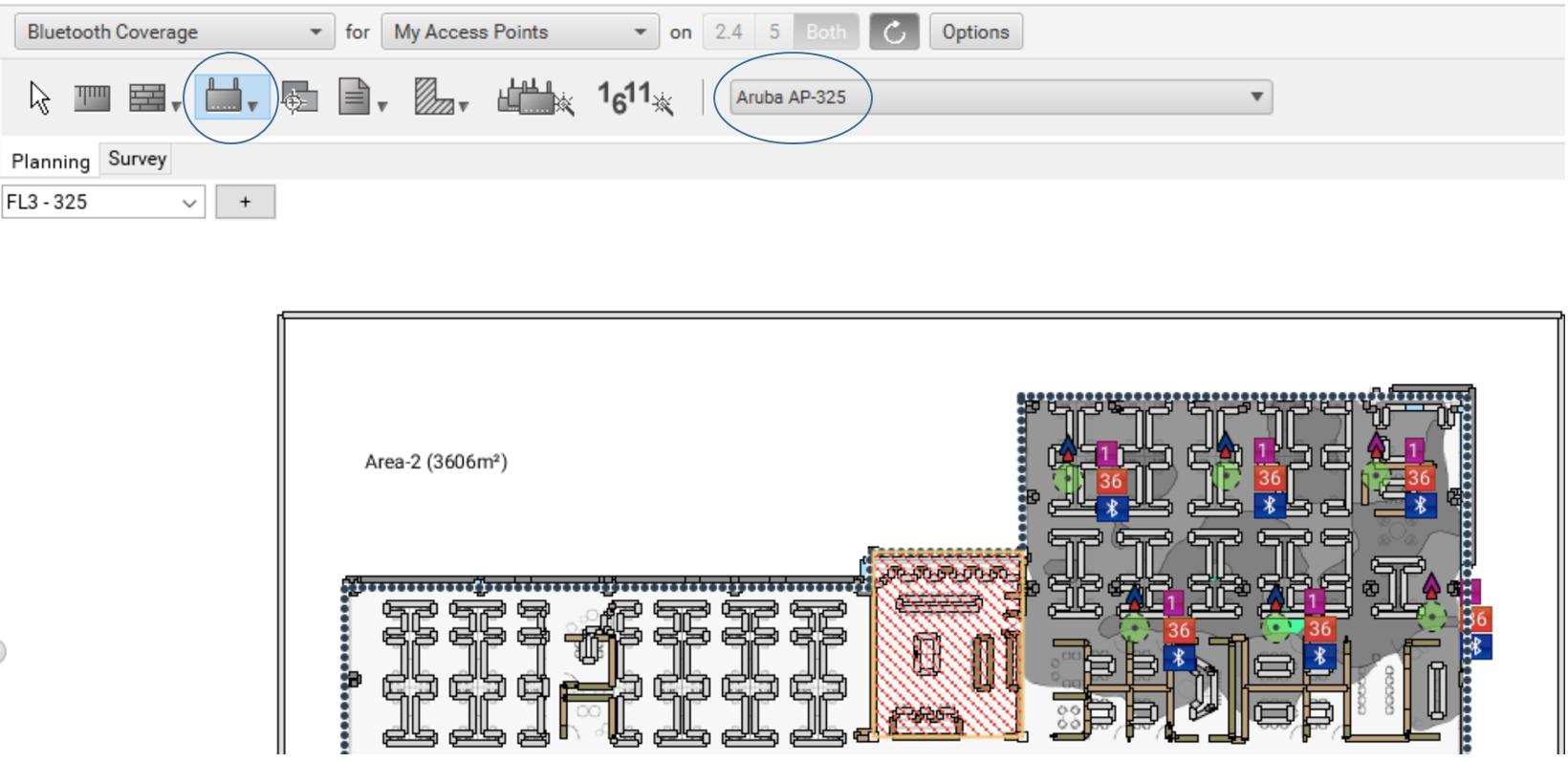 Using Ekahau for BLE Planning - Meridian Knowledge Base
