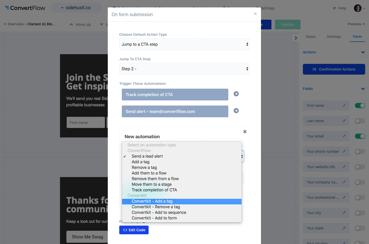 A Biased View of Convertkit Tags