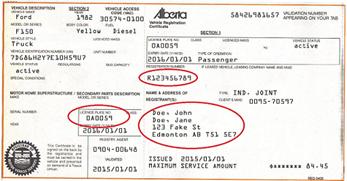 Online Vehicle Registration Renewal - In & Out Registry ...
