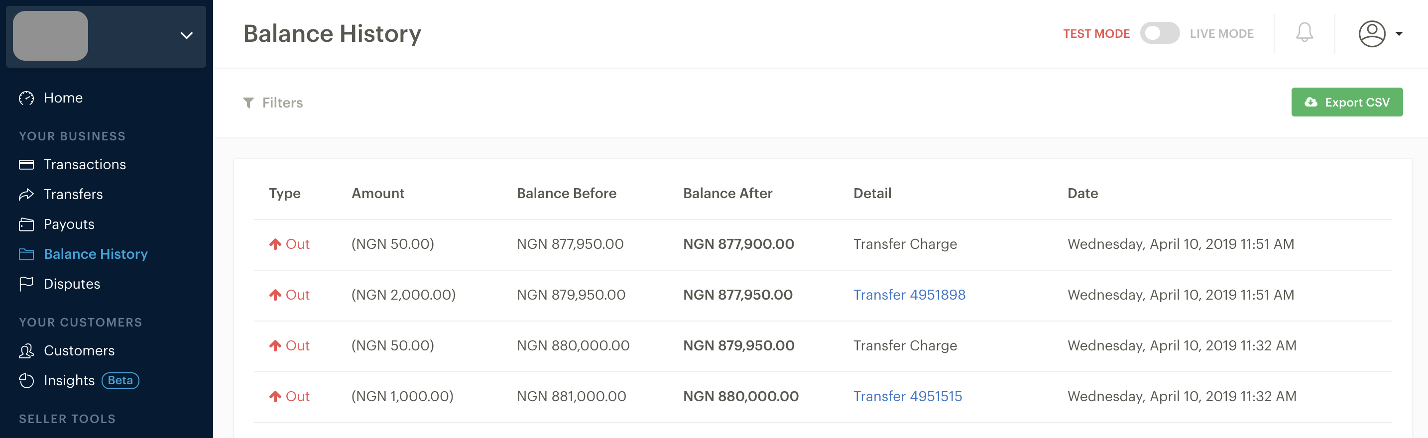 How do I make transfers on Paystack? - Paystack Help Desk