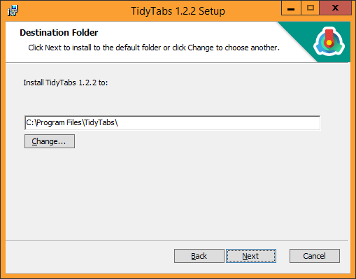 Installing TidyTabs from the MSI package - Nurgo Software Knowledge Base