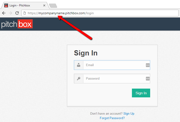How Do I Log in to my Pitchbox Account? - Pitchbox Knowledge