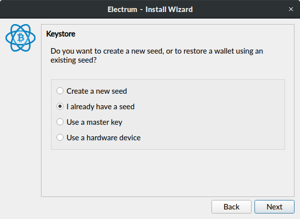 Import your Bitcoin Wallet into Electrum - Exodus Support