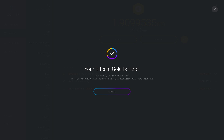 bitcoin gold address check kerl der in bitcoin investiert