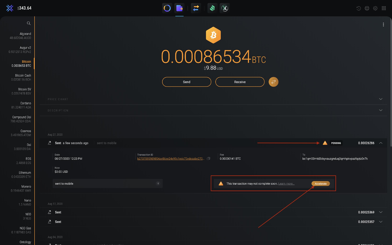 bitcoin wallet vs indirizzo)