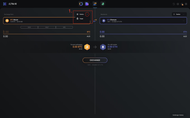 exchange mokėtojas į bitcoin