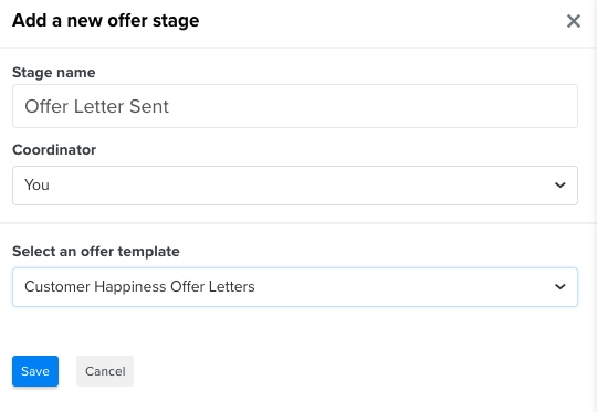 How to Send Offer Letters Through Recruiterbox