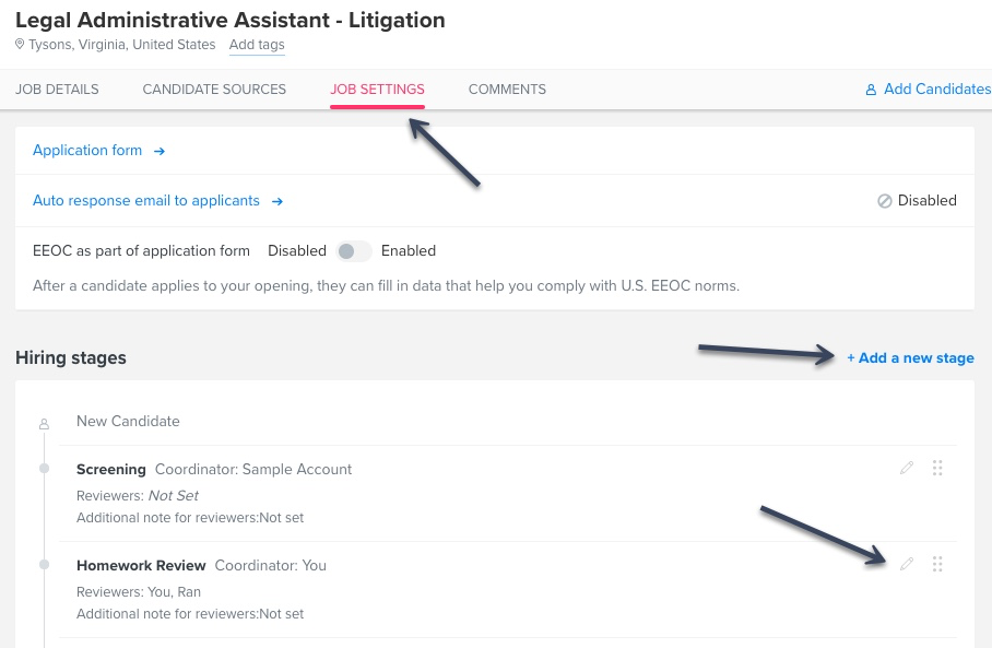 How To Set Up Structured Evaluation Forms For Reviews Recruiterbox