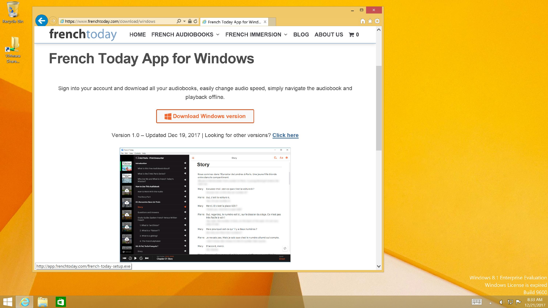 Rencontres app Windows 8