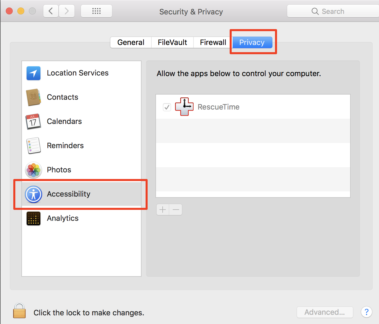 How do I enable Accessibility permissions on Mac OS/X