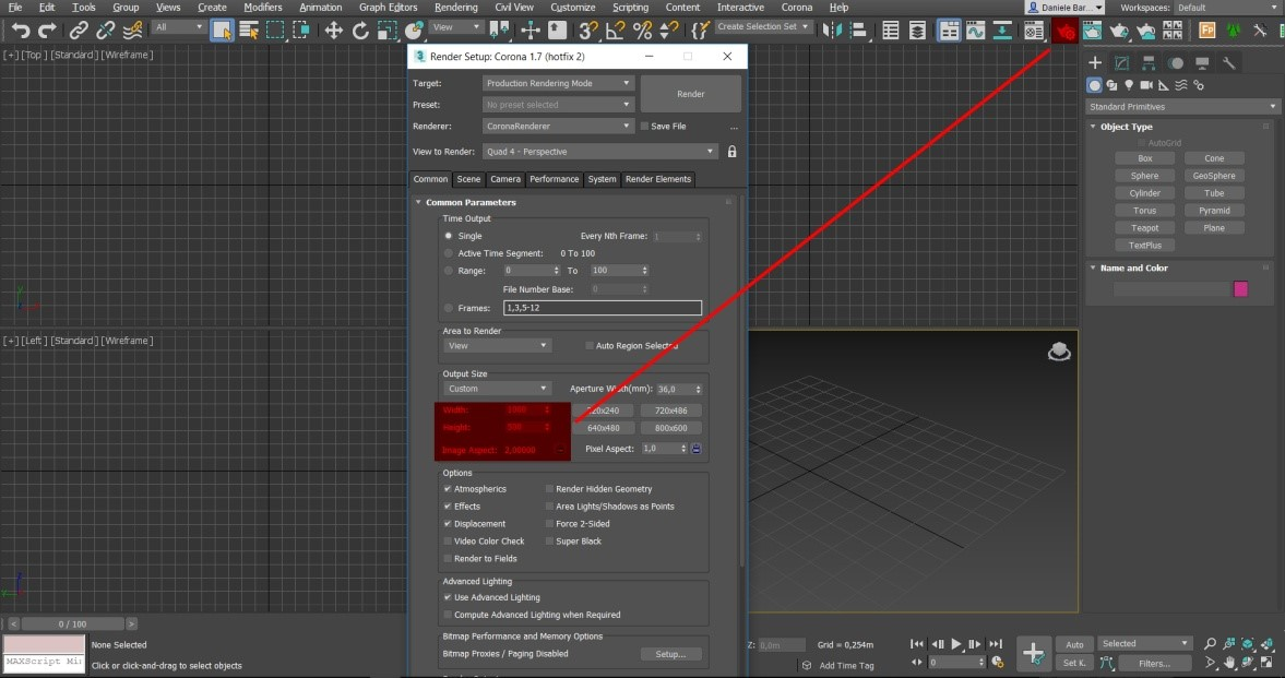 corona renderer tutorial 3ds max pdf