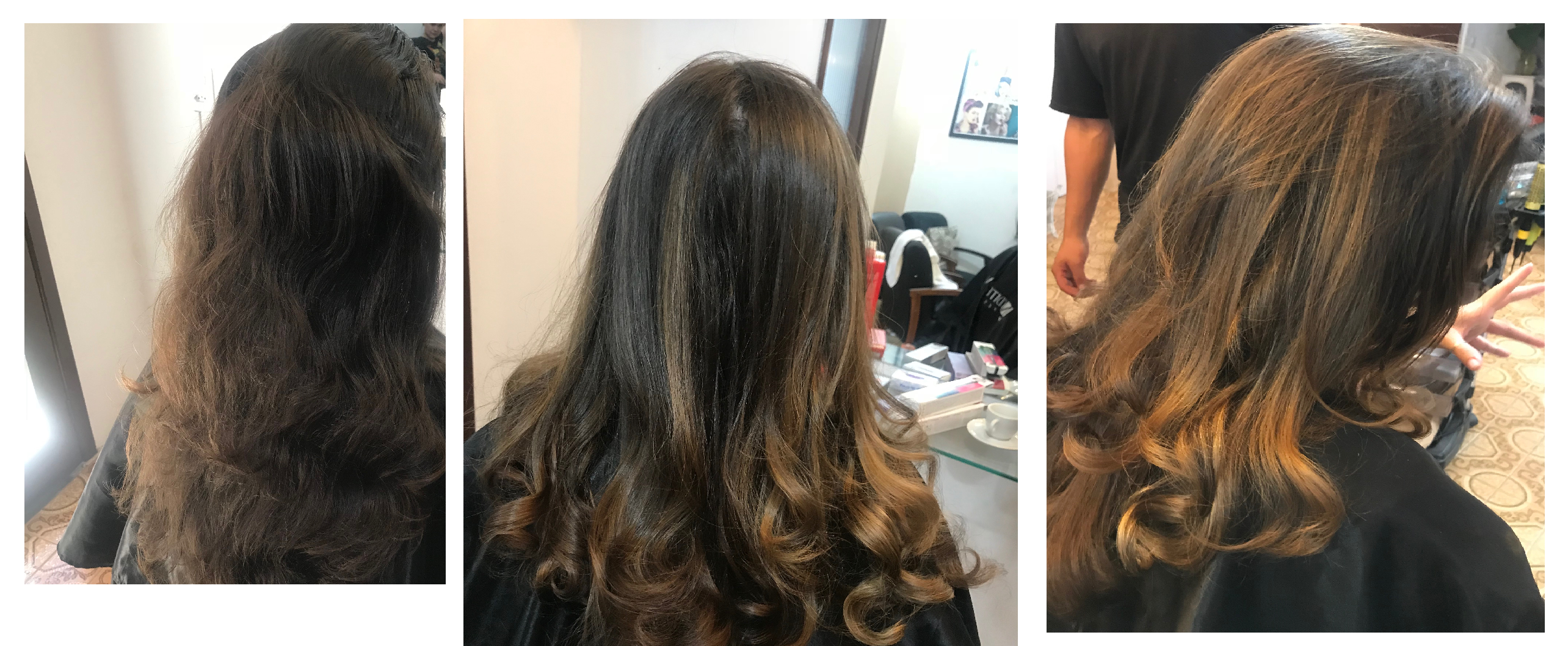 Como Fazer Mechas Ombre Hair Em Cabelos Naturais Sem Utilizar