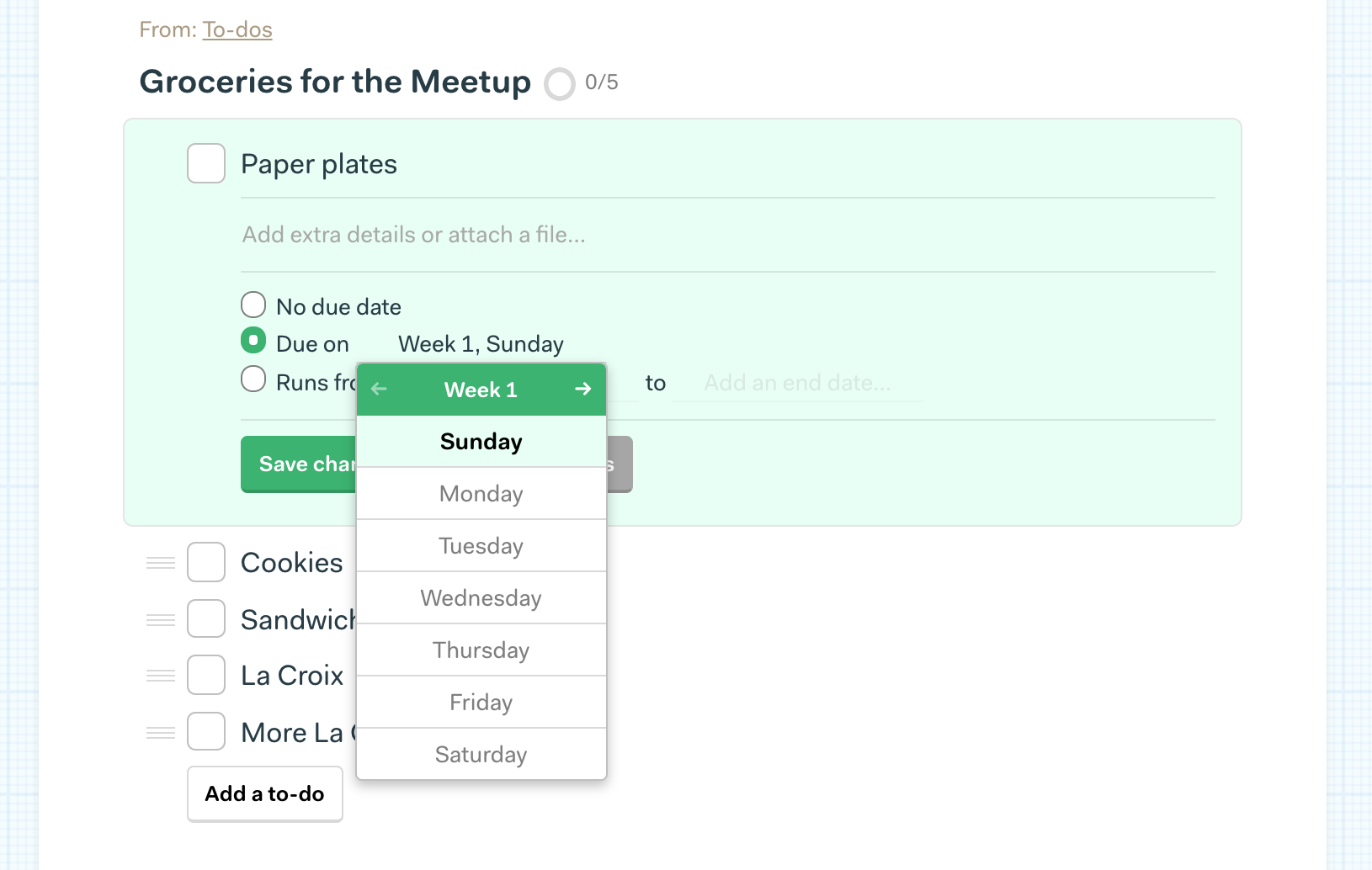 because you dont invite people to project templates you can assign to dos once you create a project from the template