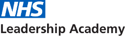 NHS Leadership Academy Knowledge Base