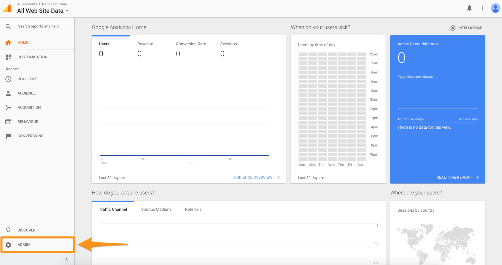 Setup Referral Exclusions for Google Analytics - Dynamic