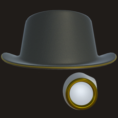Monocle 3D Scanner icon