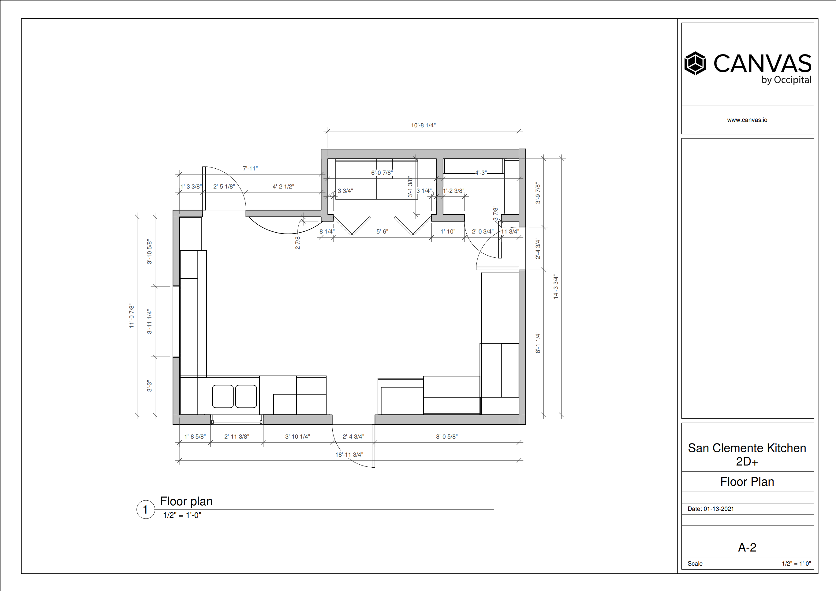 I Need A 2d Floor Plan Or 2d Drawings Do You Produce These Canvas Faq
