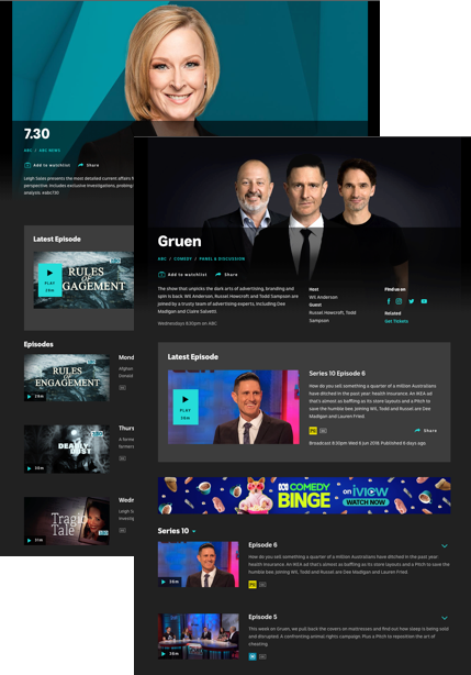 The Australian Broadcasting Corporation Has Marked 10th Birthday Of ABC Iview By Releasing A Major Update Free Video On Demand VOD Service