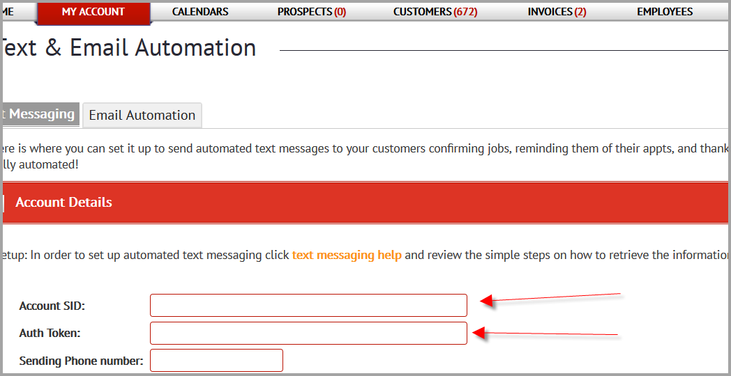 Text Messaging: Setup w/Twilio - The Customer Factor Knowledge Base