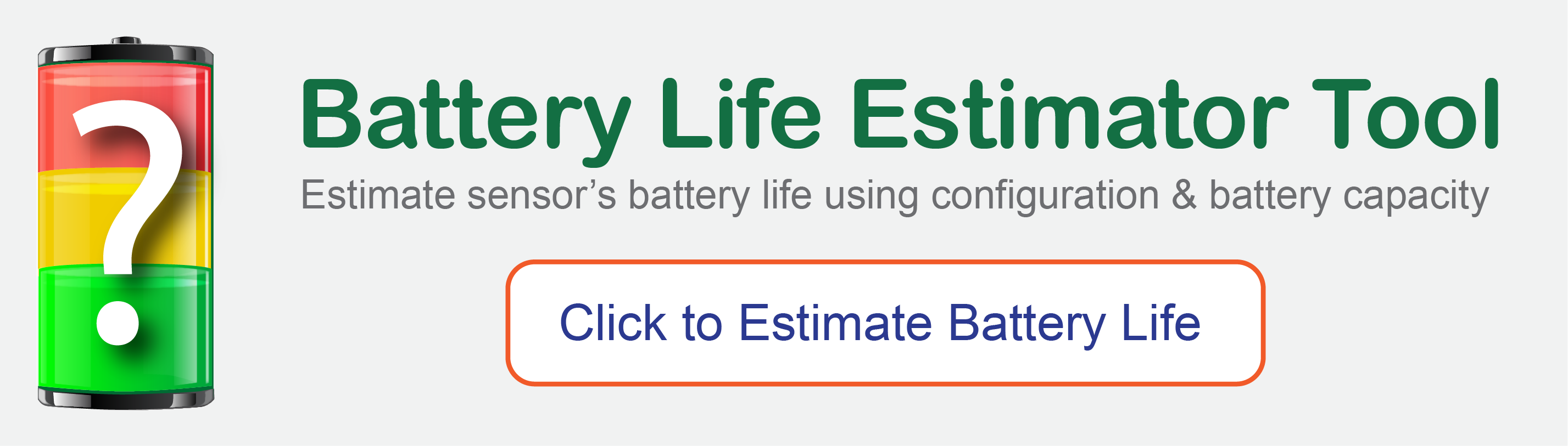 Open battery life calculator